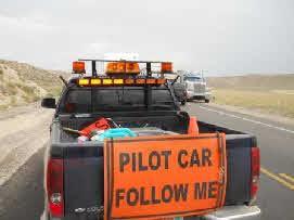 PILOT CAR